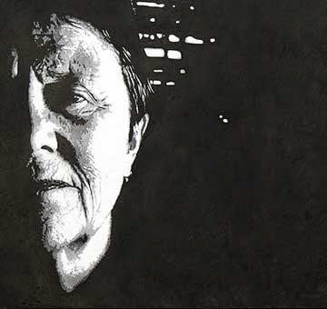 Helen Garner portrait